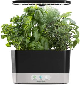 are aerogarden pods organic